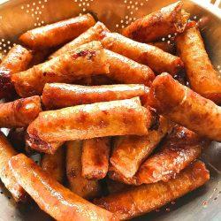 lutong-pinoy-banana-turon