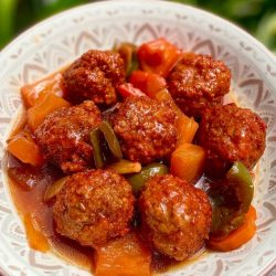 lutong-pinoy-sweet-and-sour-meatballs